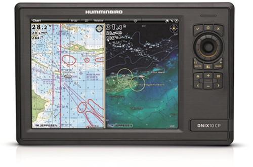 Humminbird ONIX 10cxi CP kaartplotter