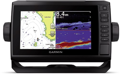 Garmin ECHOMAP Plus 72cv zonder GT20-TM transducer - Heldere 7 inch - WW basis map