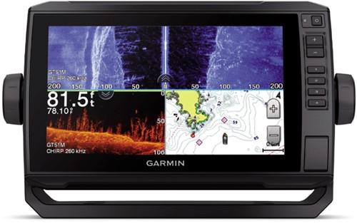 Garmin ECHOMAP Plus 92sv met GT52-TM transducer - CHIRP ClearVü™ - CHIRP SideVü™